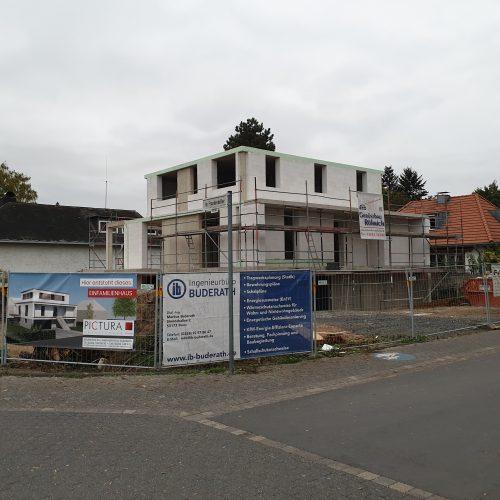Architektenhaus im modernen Design