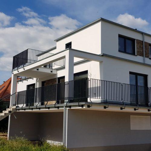 Hausbau in Bonn: Zufriedene Bauherren