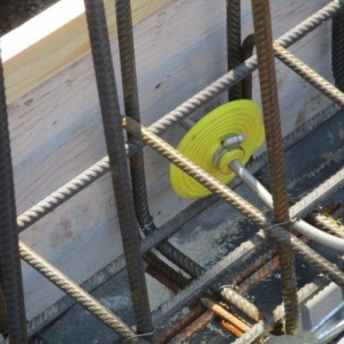 Neubau in Hennef: Bodenplatte