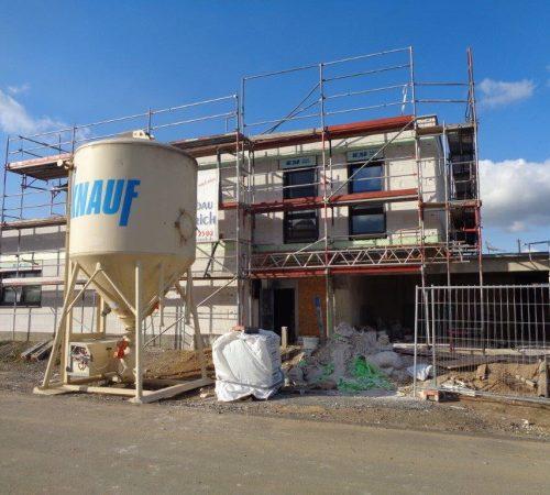 Innenputzarbeiten in Pulheim