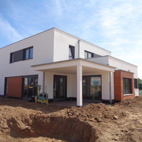 Hausübergabe in Pulheim