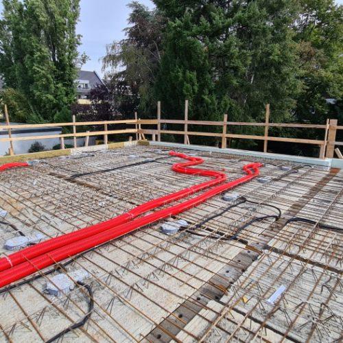 Mehrfamilienhaus bauen: Lüftungsanlage