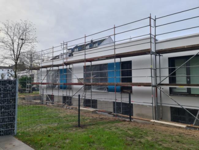 Neubau mit Photovoltaikanlage in Bonn