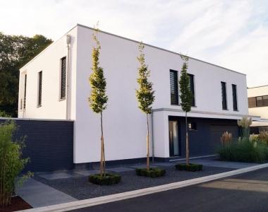 Einfamilienhaus im Bauhausstil in Rösrath