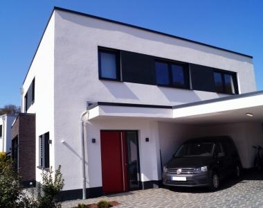 Referenz 21 – Einfamilienhaus mit Flachdach (Hoffnungsthal)