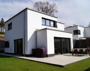 Referenz 22 – Einfamilienhaus im Bauhausstil (Hoffnungsthal)