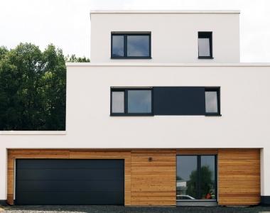 Referenz 4 – Neubau mit Flachdach (Königswinter)